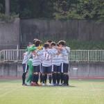 Ⅰ部サッカー部(2014最終戦)