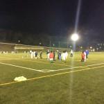 少年サッカー教室(2015.04.16)①