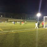 少年サッカー教室(2015.04.16)②