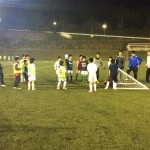 少年サッカー教室(2015.04.16)④
