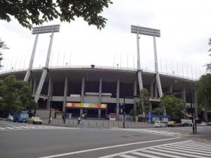 国立競技場1○