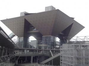 東京ビッグサイト2IR
